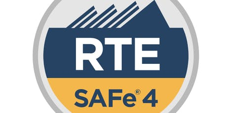 Release Train Engineer (RTE) with RTE Certification tickets