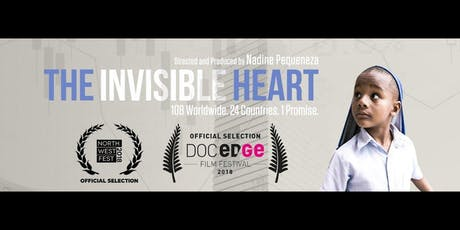 The Invisible Heart Documentary & Discussion tickets