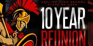 Skyline High School c/o 2009 10 year reunion