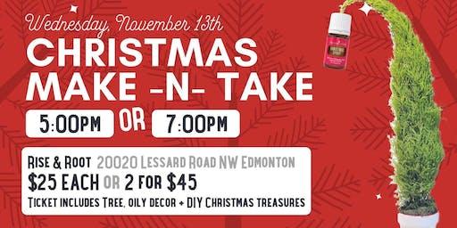 Christmas Make - n - Take