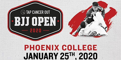 Tap Cancer Out 2020 Phoenix BJJ Open - Coach and Spectator Tickets