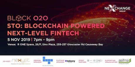 STO: Blockchain Powered Next-level Fintech tickets