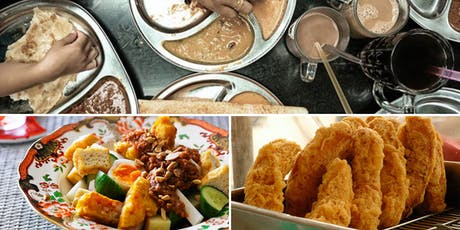 The Great Malaysian Food & Culture Walk (Lunch) tickets