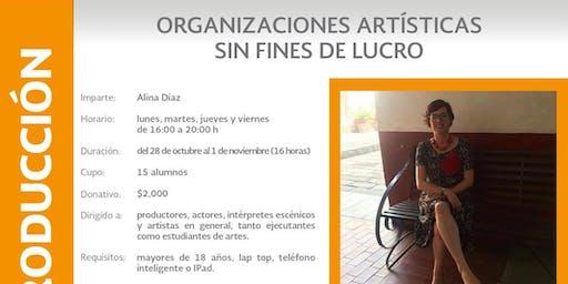 TALLER ORGANIZACIÓN ARTÍSTICAS SIN FINES DE LUCRO