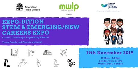 Expo-dition - STEM & Emerging/New Careers Expo tickets