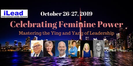 iLead: Celebrating Feminine Power tickets
