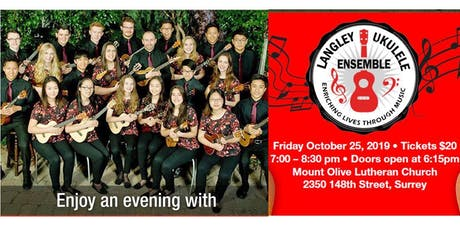 Langley Ukulele Ensemble - Enriching Life Through Music tickets