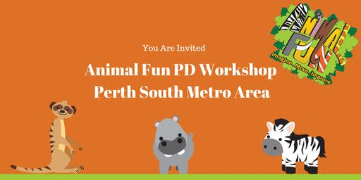Animal Fun PD Workshop Perth South