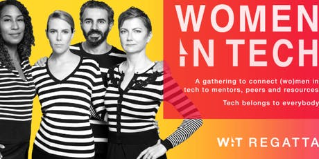 Vancouver Women in Tech Regatta 2019 tickets