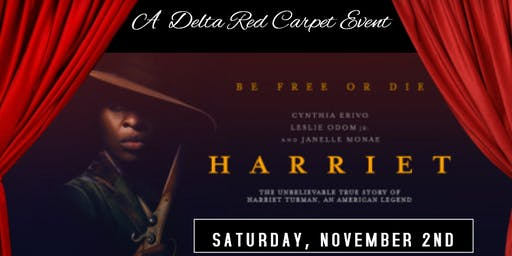 Harriet Private Movie Screening