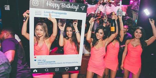 Social Sunday's  Every Sunday @ Love + Propaganda |Hip Hop, Reggaeton, More