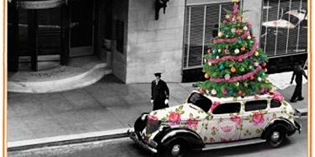 Tea Under the Tree- Holiday Tea at The Sir Francis Drake Hotel tickets