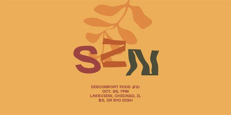 Discomfort Food, A Vulnerable Queer Supper Club tickets