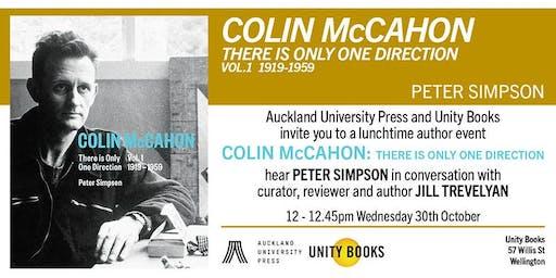 Peter Simpson & Jill Trevelyan discuss Colin McCahon