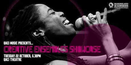 QACI Creative Ensembles Showcase tickets