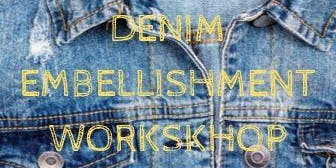 Denim Embellishment Workshop