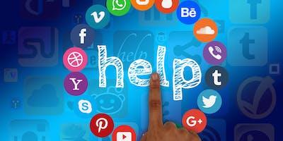 Technology Class - Social media soup for beginners - Mornington Library