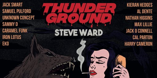 THUNDERGROUND VOL. 6