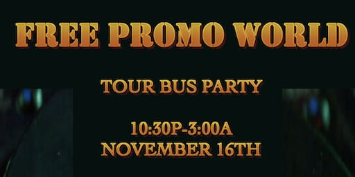 Free Promo World tour