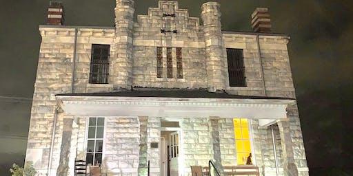 Oct. 31 Halloween Night Ghost Hunt/Paranormal Investigation Jasper, Ga Jail