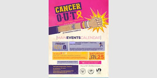Festival for the Cures and Record! (Cancer O.U.T. by On P.A.R.)