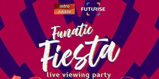 Funatic Fiesta Live Viewing Party [LIVERPOOL VS MANCHESTER CITY]