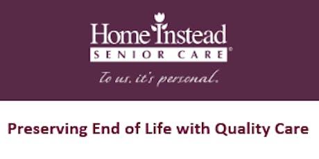 Palliative Professionals Breakfast tickets
