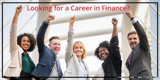 Financial Services Career: Information Session (Toronto)