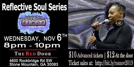 Reflective Soul Series feat: Rewop tickets