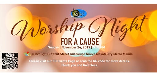 Bless the Lord, O my soul (Worship Night for a Cause)