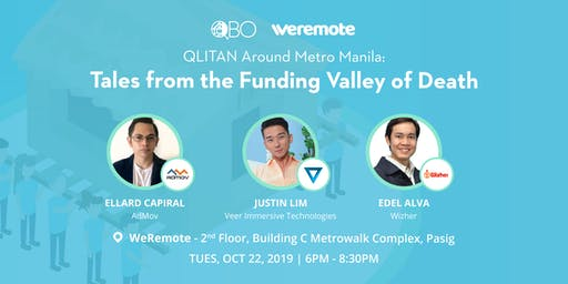 QLITAN Around Metro Manila: Tales from the Funding Valley of Death