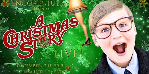 A Christmas Story: Friday, 12/13 at 7:30 PM