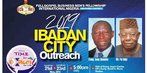 Ibadan City Outreach 2019