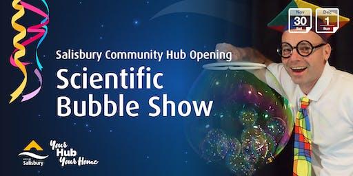 The Scientific Bubble Show