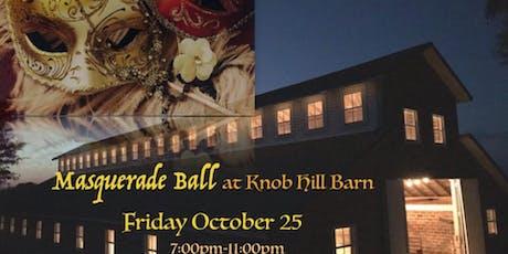 Masquerade Ball at Knob Hill Barn 1892 tickets