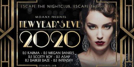 MOANY New Year's Eve San Francisco 2020 tickets