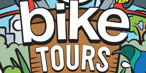 Garden Festival e-Bike Tour (ebike hire)