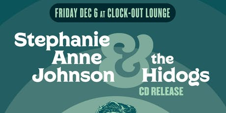 Stephanie Anne Johnson & The Hidogs tickets