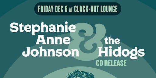 Stephanie Anne Johnson & The Hidogs