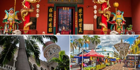 5 Senses: Old KL & Chinatown Walk tickets