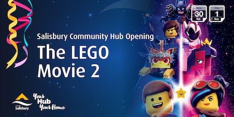Lego Movie 2 - Indoor Movie tickets