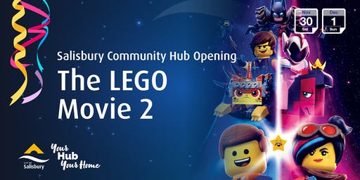 Lego Movie 2 - Indoor Movie
