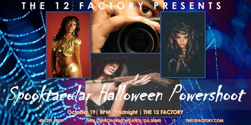 Halloween Costume Power Shoot Party