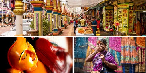 5 Senses: Little India Walk