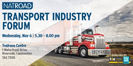 NatRoad Transport Industry Forum, Launceston tickets
