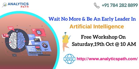 AI Free Interactive Session By Analytics Path On 19th Oct @ 10 AM tickets
