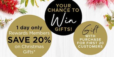 Christmas VIP Event - Malouf Pharmacies Bundaberg tickets
