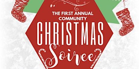 Community Christmas Soiree tickets