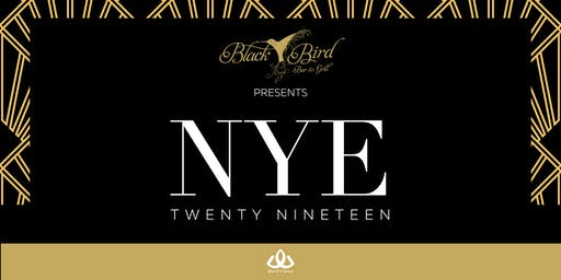 Blackbird Celebrates New Years Eve 2019