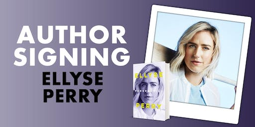 Ellyse Perry Book Signing